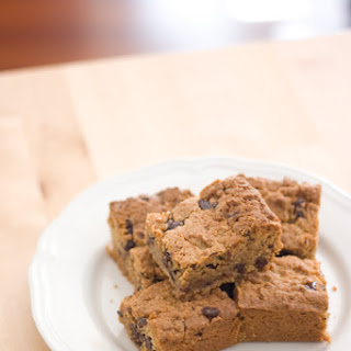 Recipe For Peanut Butter Blondies (and Variations Thereof)…