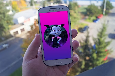 Vampirina Call Screenshot