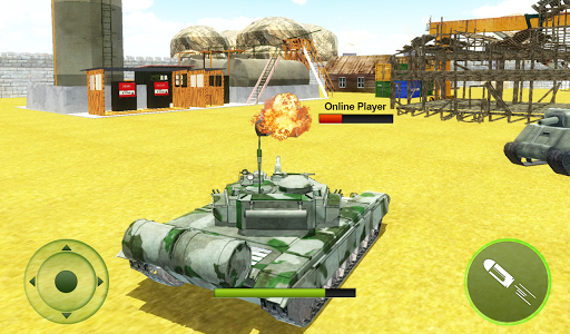War Games Blitz : Tank Shooting Games 1.2 2