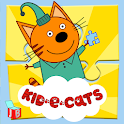Kid-e-Cats: Puzzles for all family icon