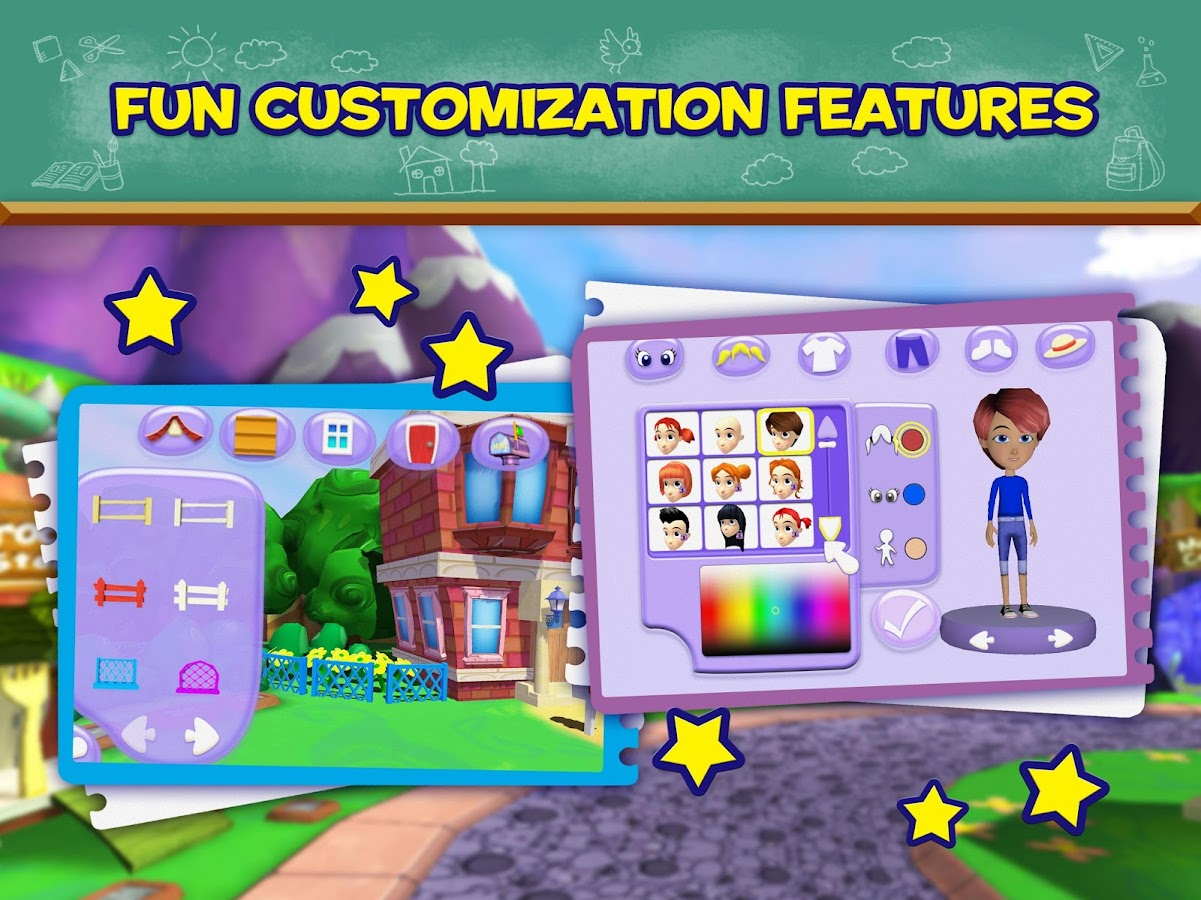 JumpStart Junior- screenshot