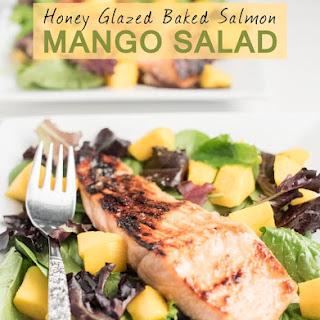Salmon Mango Salad Recipes.