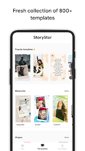 StoryStar – Instagram Story Maker v6.2.1 (SAP) (Pro) 1