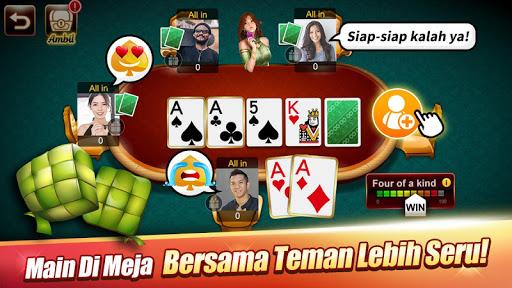 LUXY : Domino & Pokeru00a0u2013 Gaple QiuQiu QQ 99 apktram screenshots 3