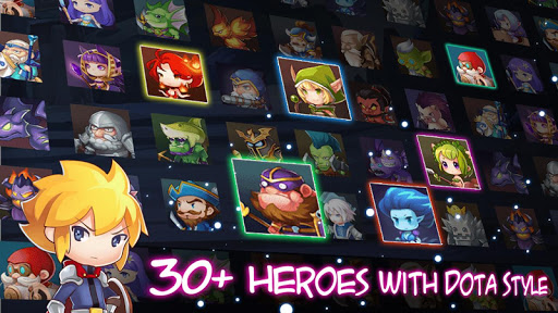 Télécharger Tap Legend: Hero Fight Offline  APK MOD (Astuce) screenshots 1