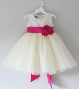 Baby Girl Frock Design - náhled