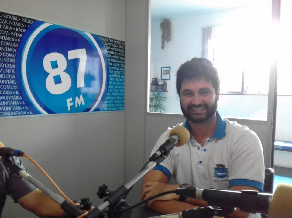Murilo Charallo Galatte, Diretor Municipal de Esportes