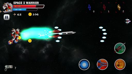 Robot Warrior apktram screenshots 7
