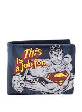 Photo: Dark Blue Job for Superman Wallet £8.99 http://bit.ly/N7DNfM