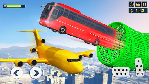 Impossible Bus Driving - Mega Ramp Stunt Racing 1.2 screenshots 1