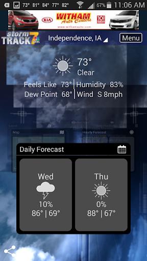 玩免費天氣APP|下載StormTrack7 app不用錢|硬是要APP