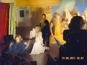 "Photo: 13 VI 2011 roku  - druga sztuka  -  balet "" Dziadek do orzechów """
