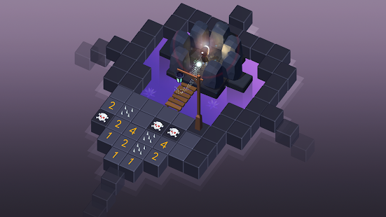 Mod Game Maze Frontier - Minesweeper Puzzle for Android