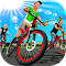 BMX City Bicycle Rider Race file APK Free for PC, smart TV Download