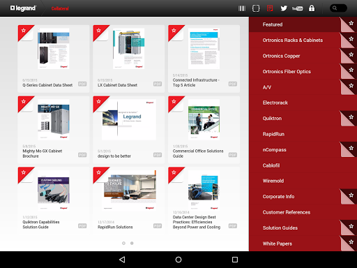 Legrand Interactive Solutions app (apk) free download for Android/PC/Windows screenshot
