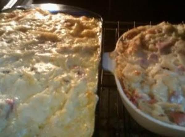 Provolone Au Gratin Potatoes Recipe