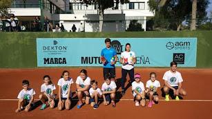 El futuro del tenis español se da cita en Almería.