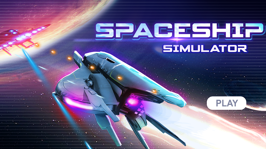 android Spaceship Simulator 2D Screenshot 0