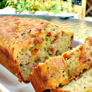 Bacon and Cheddar Zucchini Bread Recipe