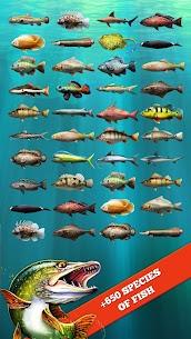 Let's Fish: Sport Fishing Games. Fishing Simulator 9