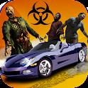Zombie City : Death Racing icon