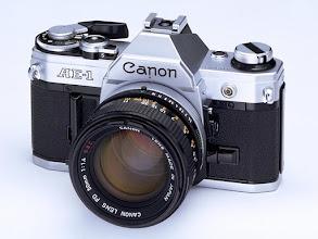 Photo: Last Film Camera - AE-1