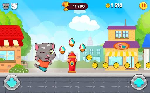 Talking Tom Candy Run 1.2.0.33 Screenshots 6