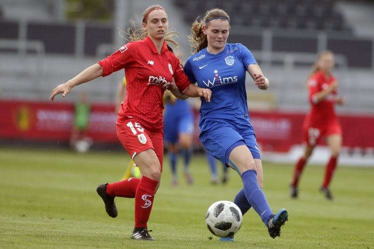 Super League: un choc pour le Standard Femina, une belle occasion pour Anderlecht?