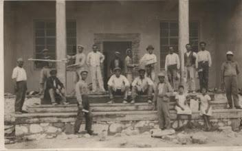 Photo: Karşıyaka'nın ilk,  İlkokulu  FEVZİPAŞA