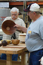 Photo: MIke Twenty shows off what looks like a great looking regular bowl, but upon further examination ...