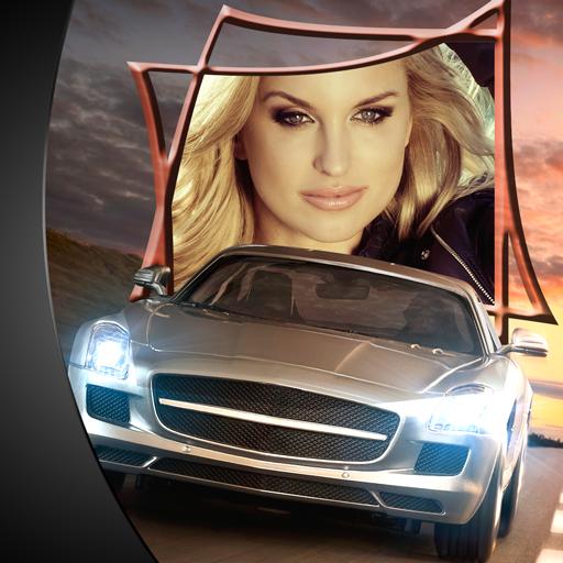 Car Photo Frames