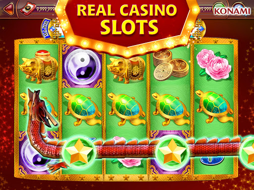 my KONAMI Slots - Free Vegas Casino Slot Machines screenshot 7