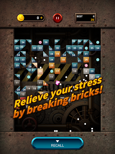 2019 Swipe Brick Breaker Legend - screenshot