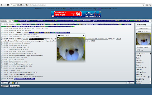 chat brasil com web webcam nazare