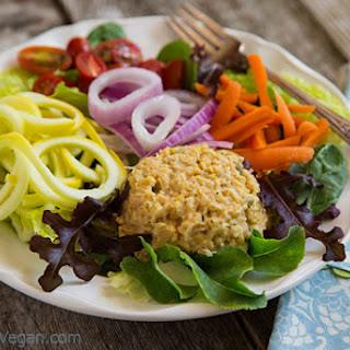 3-Minute Chickpea Salad