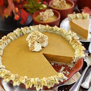 Maple Pumpkin Pie Filling.