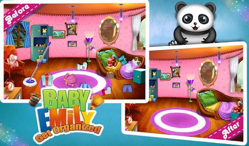 Baby Emily Get Organized v1.0.6