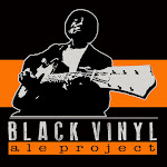 Logo for Black Vinyl Ale Project
