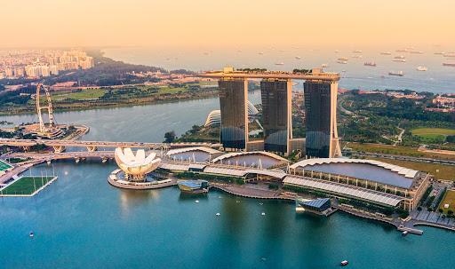 Hong Kong and Singapore's bubble back soon