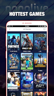 App Nonolive - Game Live Streaming & Video Chat APK for Windows Phone