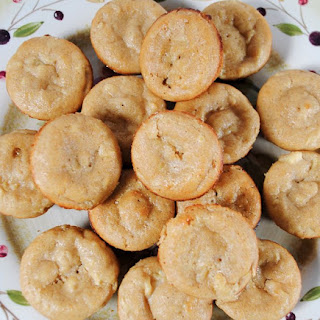 Pineapple Mini Muffins Recipe
