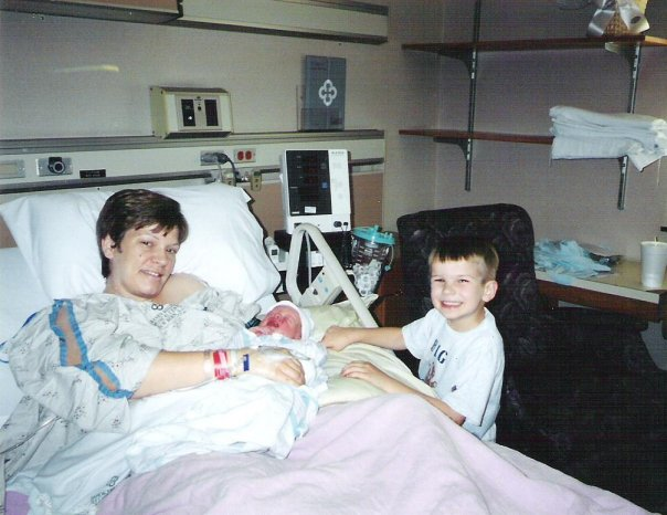 Photo: 5 25 2001 Caleb's birthday