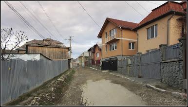 Photo: Str. Gheorghe Sincai, vedere de pe Str. Gheorghe Lazar - 2017.12.11