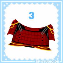 Photo: www.sp-studio.de Christmas Special, day 3: samurai armor