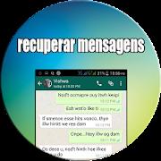 recuperar mensagens apagadas : conversas sms