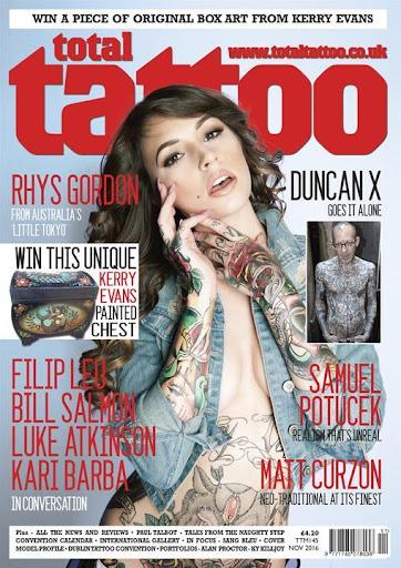 玩免費新聞APP|下載Total Tattoo app不用錢|硬是要APP