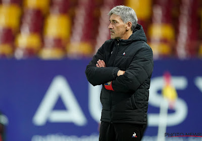 """Mazzù défend le choix de la rotation après l'élimination en Coupe : """"On a adopté la même philosophie"""""""