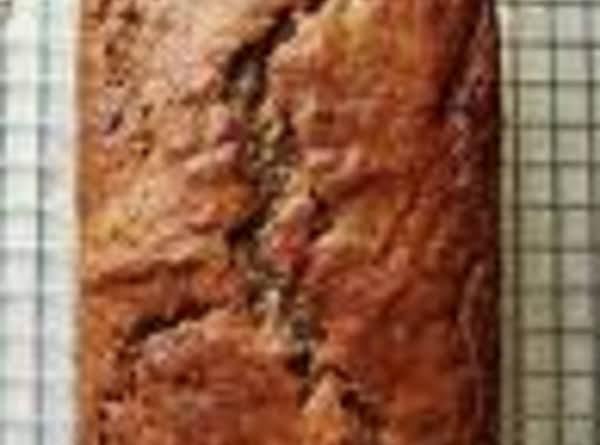 Norma's Lemony Banana-walnut Bread