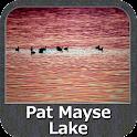 Lake Pat-Mayse Texas Gps Map icon