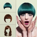 Hair Style Salon&Color Changer icon